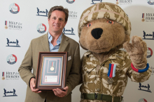 Kindred Living chief executive honoured with Hero Award