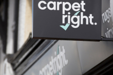 Carpetright returns to quarterly sales growth