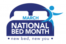 National Bed Month approaches