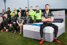 Wigan Warriors sign Sealy sponsorship deal