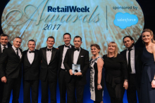 Dreams wins Speciality Retailer of the Year at the Retail Week Awards