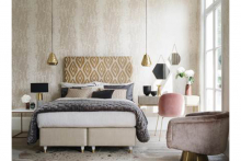 Hypnos and Amira Hashish collaborate with Furniture Village