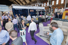 Established and new brands succeed at Manchester Furniture Show