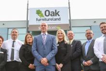 Oak Furniture Land opens sixth Welsh store
