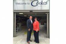 Cookes Furniture hosts afternoon tea to boost fundraising efforts for Cancer Charity