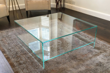Glass furniture, Klarity Glass