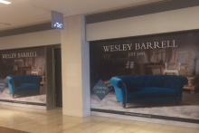 Wesley-Barrell opens new showroom