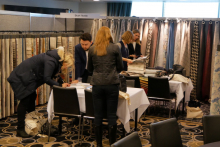 Registration live for 2018 London Fabric Show