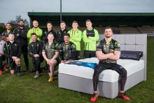Wigan Warriors extends Sealy sponsorship deal