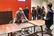imm cologne sees increase in internationalvisitors