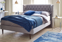 Terence Conran develops exclusive bed frame for Bensons