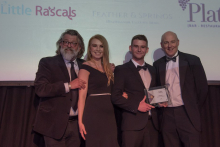 Award success for Feather and Springs