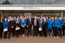 Bedmaker's apprenticeship scheme recognised by local MP