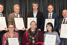 Furnituremakers commended at livery ceremony