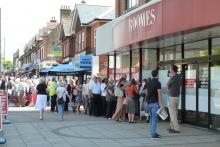 Retail sales events, Greenwood Retail
