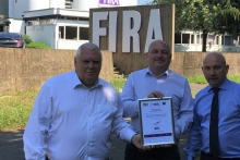 DFS receives further certification for upholstery compliance
