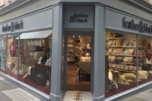 Feather & Black opens store in Bath