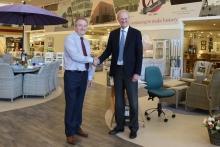 Long-servingGlasswells employee retires