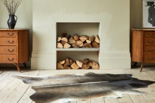 Hanlin hides, rugs and accessories
