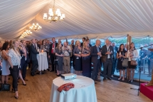 Research association hosts House of Lords reception