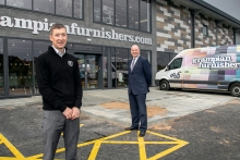 Grampian Furnishers moves to new building