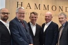 Hammonds MBO puts business back in family's hands