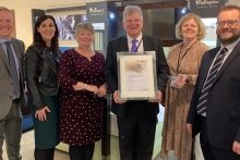 Relyon receives seventh AIS Gold Standard Award