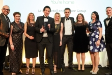 Leekes wins Welsh finance award