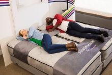 Dreams rolls out mattress-matching technology