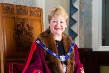 Dids Macdonald installed as charity master