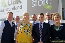 Oak Furnitureland opens first Doncasterstore