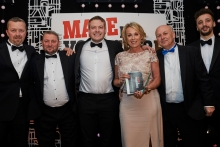 Duvalay wins regional manufacturing award