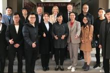 Duvalay celebrates China launch