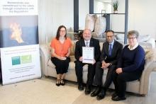 Westbridge certified under fire compliance scheme