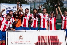 Axminster Tools claim the Herman Miller Cup
