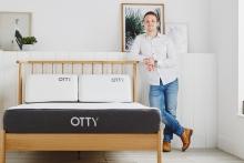 Otty CEO shortlisted forentrepreneurship award
