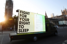 eve urges Government to recognise sleep as a human right