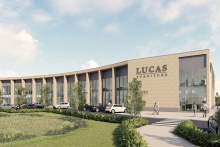 Stokers unveils plans for £10m Lucas store