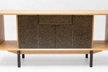 In Design: Laurent Peacock's Piper X credenza