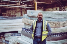 Sofas, duvets and mattresses worst landfill offenders, says TRG Group