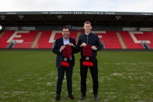 Carpetright agrees sponsorship deal with Exeter City FC