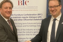 New chairman for industry parliamentary group