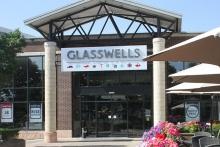 Glasswells renovates store entrance