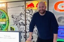 Sign language: Furniture News meets Graffiti Design's MD