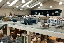 New mezzanine enhances Lukehurst's Sittingbourne store