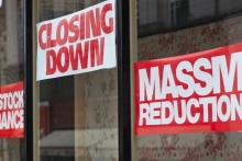 Two thirds of retailers face legal action over rents, says BRC
