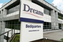 Tempur Sealy to acquire Dreams for £340m