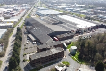 Soft furnishings manufacturer moves to new facility