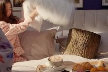 Dreams encourages consumers to Sleep Like Log