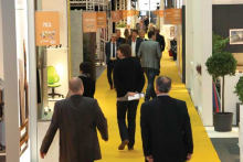 Brussels Furniture Show: Brussels welcomes back the British